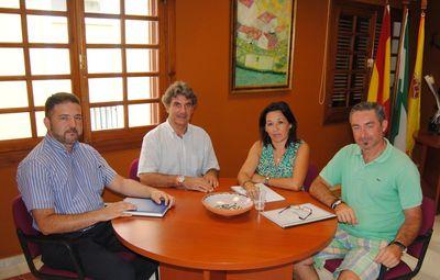 El Consistorio atiende las demandas y propuestas del Foro Empresarial Siglo XXI.